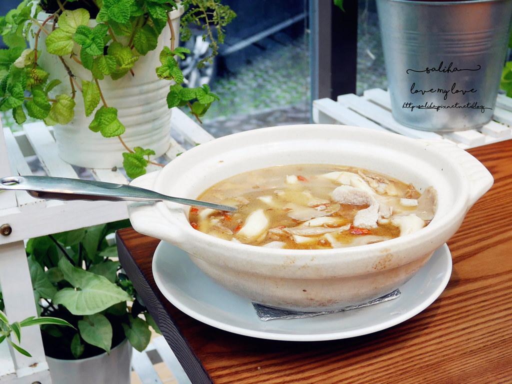 台北好吃熱炒餐廳孫立人將軍官邸陸軍聯誼廳合菜馬英九愛吃蔥油餅 (3)