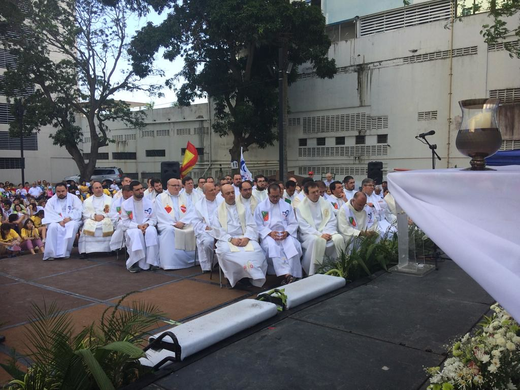 Peregrinación JMJ Panamá - 26/01/2019 Panamá