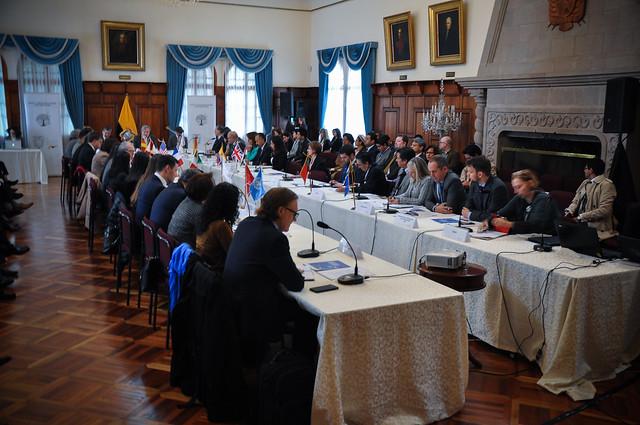 Reunión de Cooperación a fin de articular acciones en beneficio de ciudadanos venezolanos en situación de movilidad humana