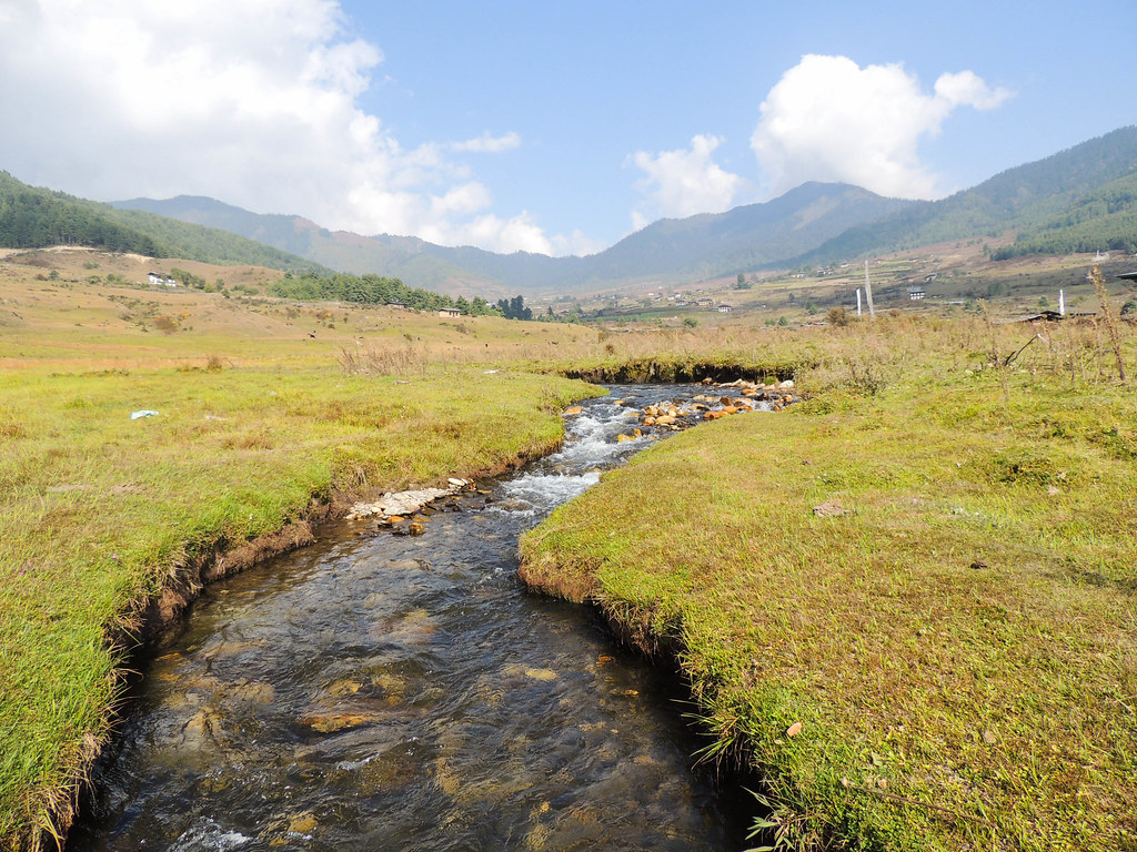 Trekking en Bután