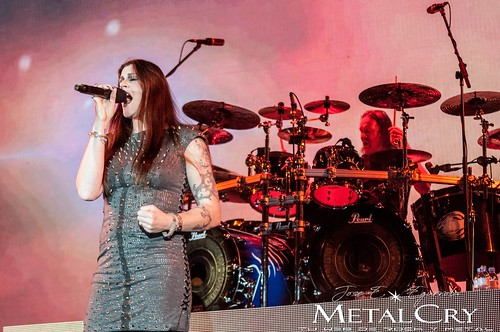 Nightwish @ Sala CuBEC, Barakaldo 02/12/18