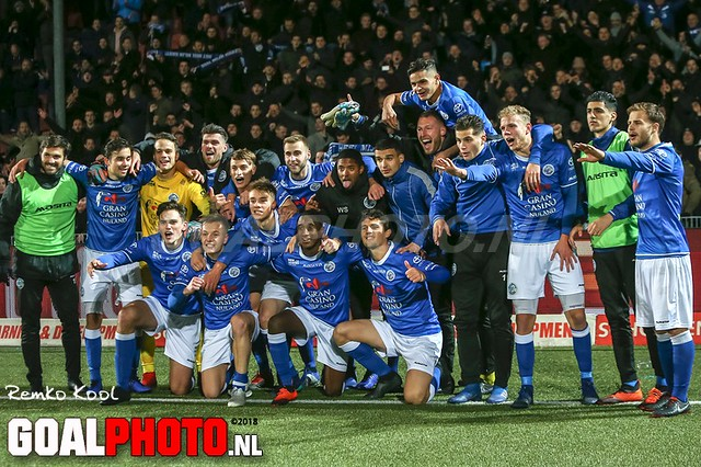 FC Den Bosch - NEC 07-12-2018