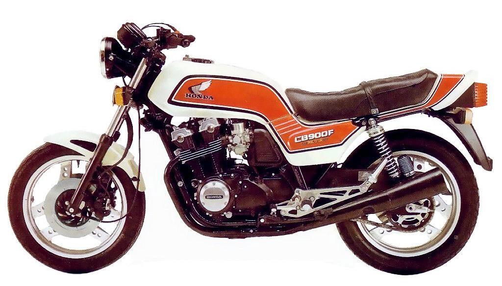 Honda CB 900 F Bol d