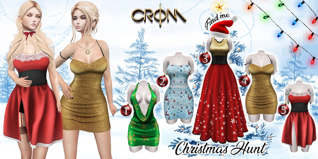 -CroM- Christmas HUNT 2018