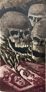 Lessons of Printmaking by Julio Cesar Pena Peralta | by gmeador