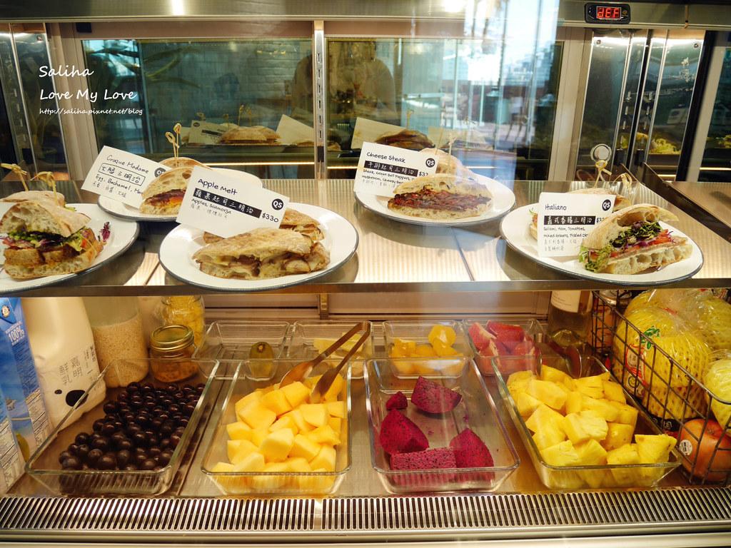 台北中山站不限時下午茶餐廳VCE南加州餐飲生活概念店南西店 (3)