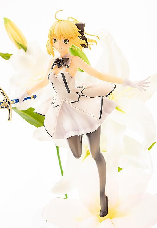 AQUAMARINE《Fate/Grand Order》Saber/阿爾托莉亞・潘德拉剛[Lily] | セイバー/アルトリア・ペンドラゴン〔リリィ〕1/7比例模型