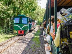 Train ride to & from Garganta del Diablo