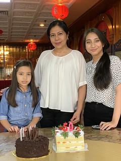 K.Liza's Birthday @ KSA