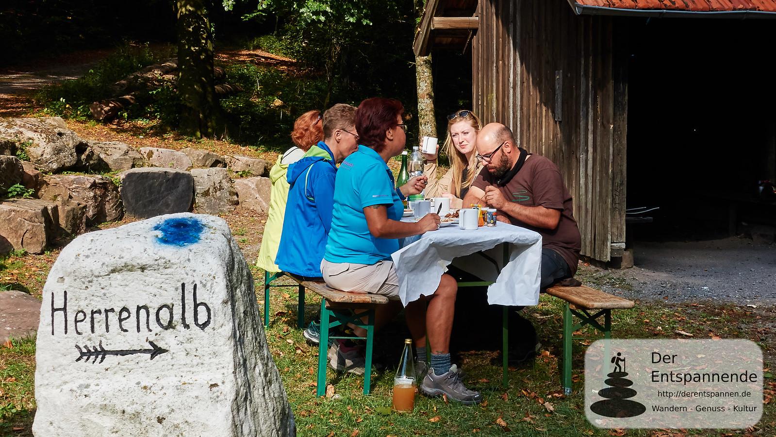 """Outdoor-Cooking an der Hirschwinkelhütte mit """"Waldwärts"""""""