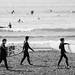 Surf! - 2 by Bernard Languillier