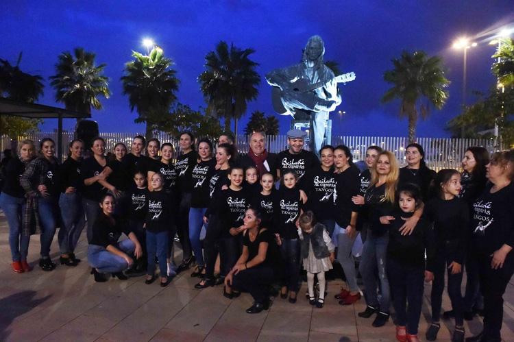 Algeciras celebra el Día Internacional del Flamenco