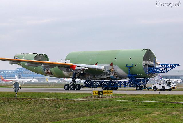 Airbus Beluga XL #3