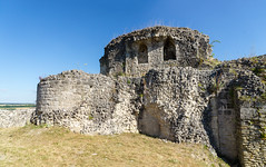 00143 Ancien château fort d'Ivry-la-Bataille - Photo of Neauphlette