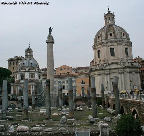 1823 2005 Foro e Colonna di Trajana b,