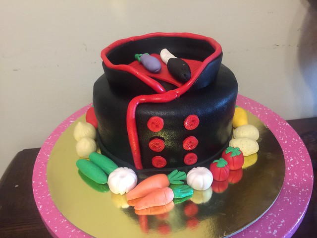 Cake by Racquel Jadery