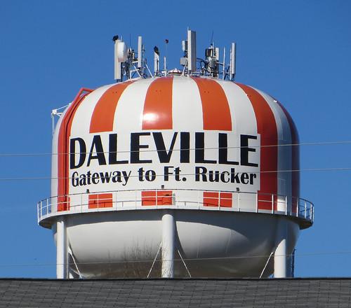 Water Tank Daleville AL