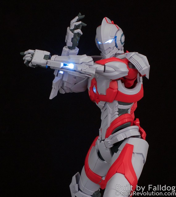 Model Principle Ultraman 10