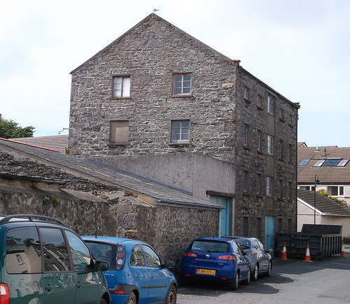 Port St Mary warehouse