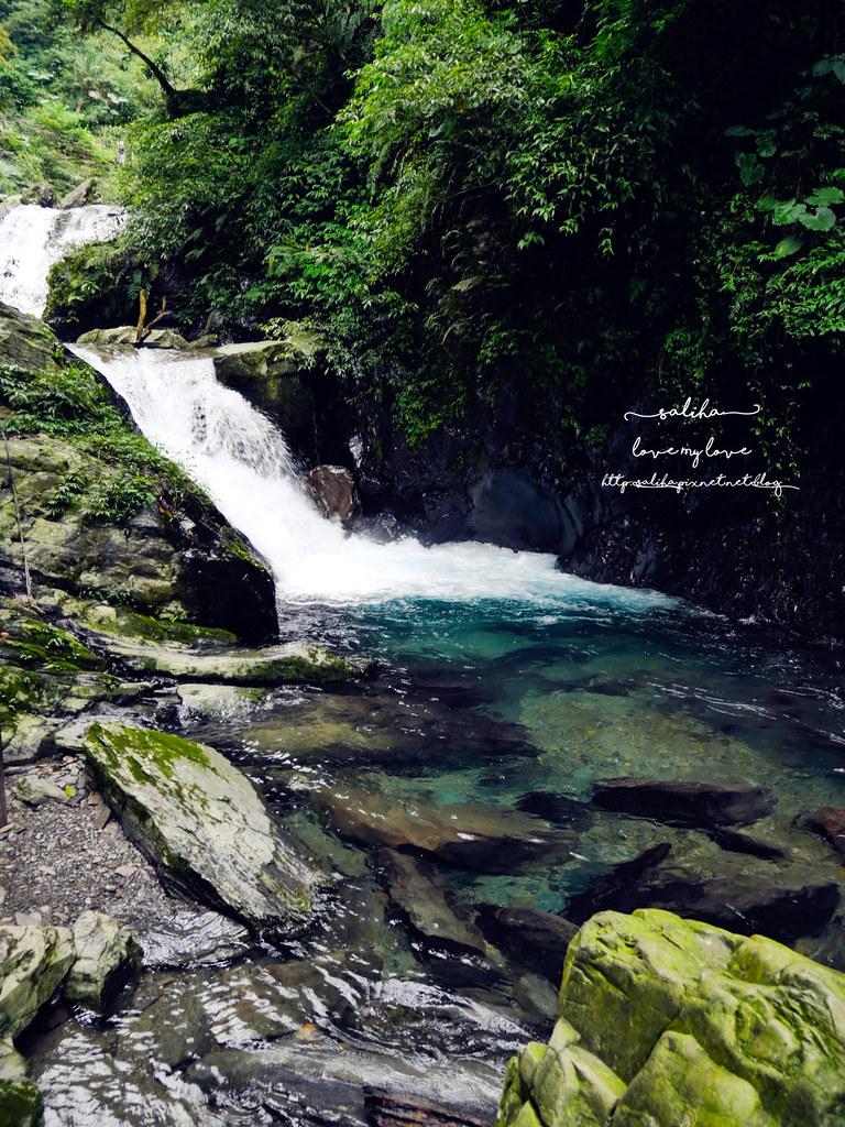 宜蘭絕美瀑布旅遊兩天一夜旅行行程景點推薦新寮瀑布步道 (3)