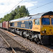 22803 66702 Blue Lightning GBrf to Man Picc  Mauldeth RD Manchester