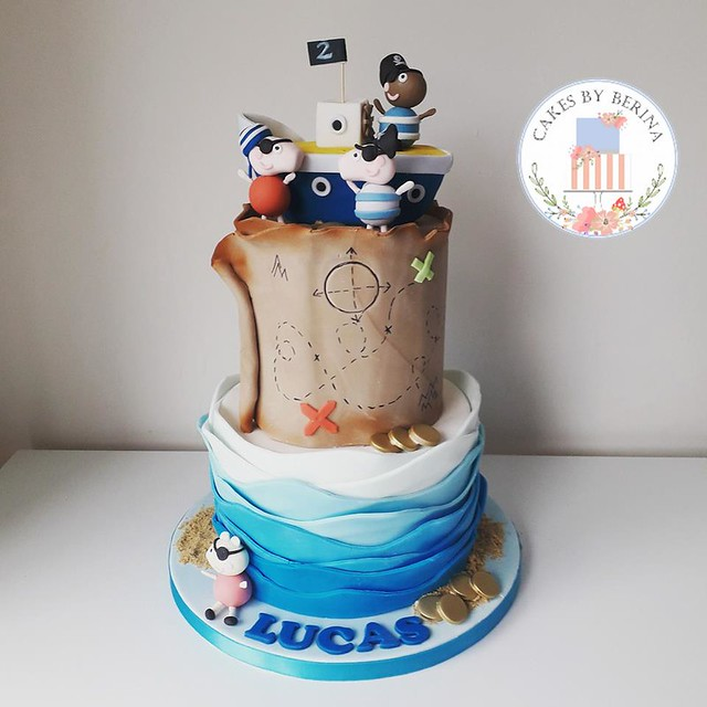Cake from Cakes by Berina