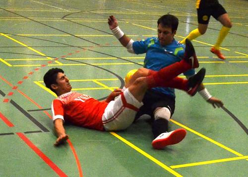 Atlético Köln 12:4 Türk Genç Köln