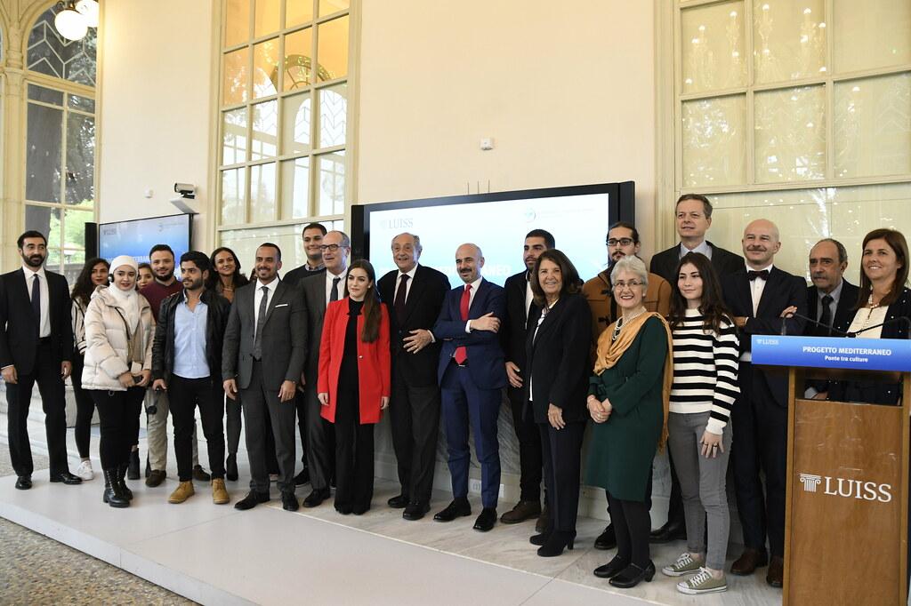 Presentazione del Progetto Mediterraneo: ponte tra culture