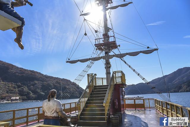 箱根海賊觀光船-11