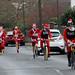 Santa Dash 2018, Saltford, Somerset