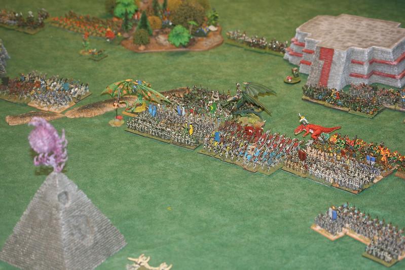 [4000 - Orcs+HL vs Khemri] La bataille des pyramides noires 32439626687_b5341d8a09_c