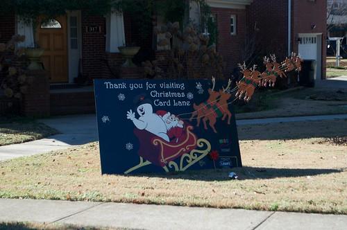 Thank you for visiting Christmas Card Lane