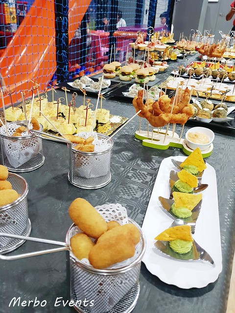 catering eventos merbo events