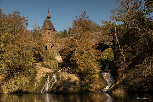 Pyrmonter Wasserfall., Nikon D750, Sigma 24-105mm F4 DG OS HSM