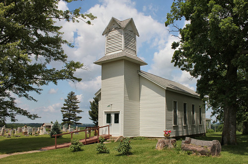 Mt. Ida Baptist Church - Mt. Ida, WI