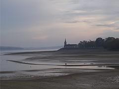 Morgendämmerung - Presqu' Ile de Champaubert - Photo of Droyes