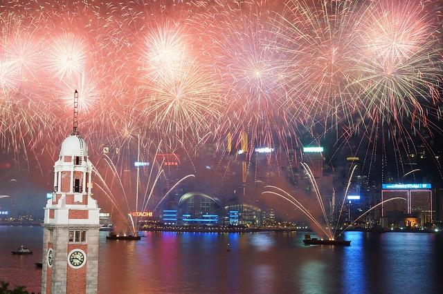 香港2018倒數攻略 - 馬哥孛羅香港酒店煙花倒數派對