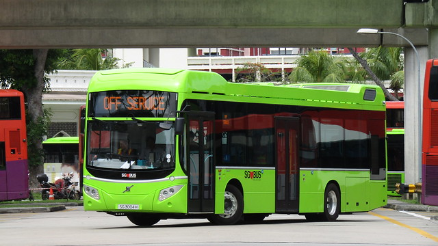 SG3004H Off Service