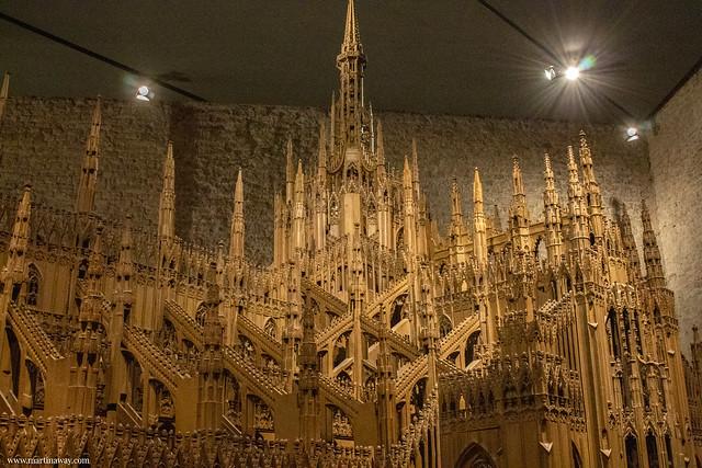 Museo del Duomo: il modello
