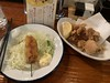 Photo:Karaage, kushiage (seseri), and sour at Setouchi Torikatsu, shibuya By nakashi