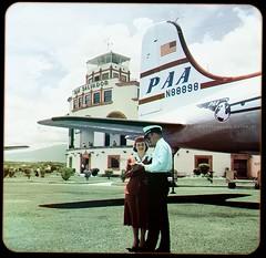 AEROPUERTO INTERNACIONAL DE SAN SALVADOR, EL SALVADOR,1952.