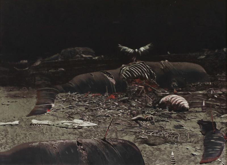Roj Friberg - Landscape With Cadaver