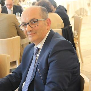 L'assessore al commercio Gino Petroni