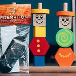 Redemption - Deep Dark Wood