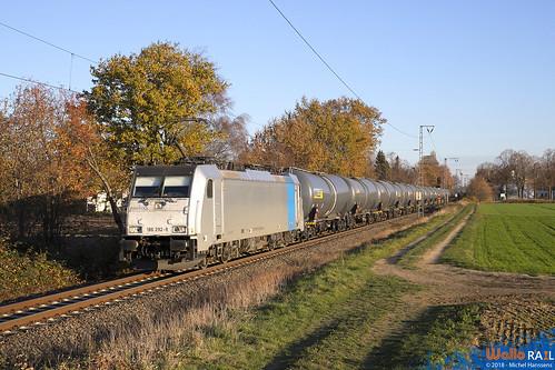 186 292 RTB Cargo . Dülken . 18.11.18.