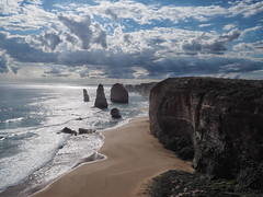Late Afternoon at the 12 Apostles