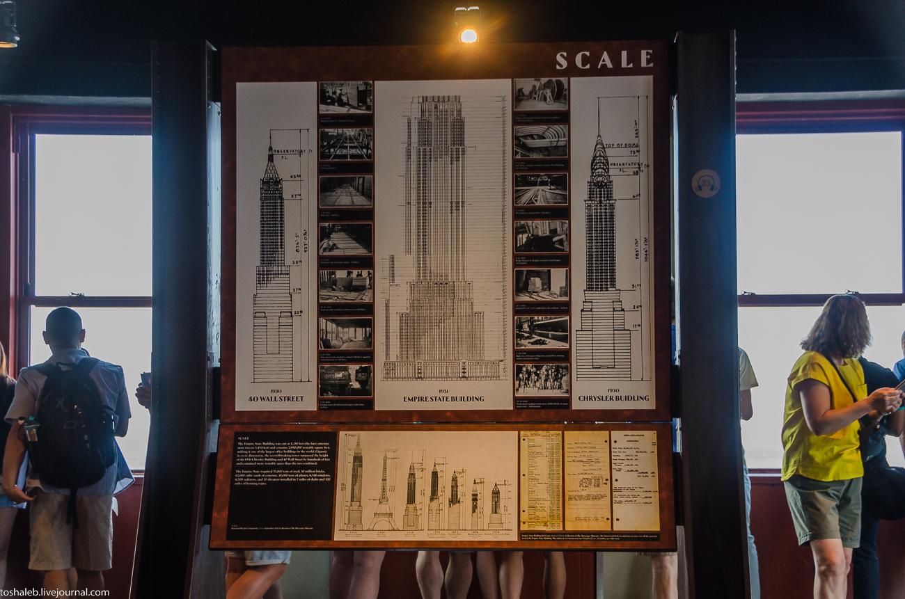 Нью-Йорк_Empire State Building-11