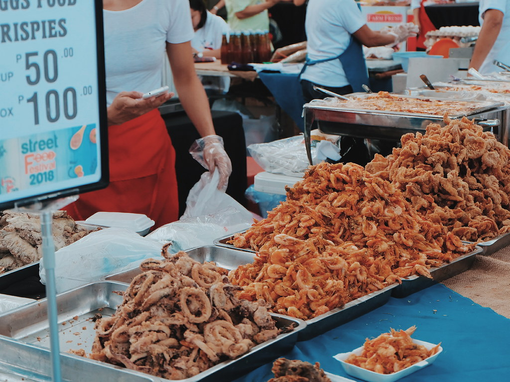 The SM HyperMarket Pinoy Street Food Festival 2018