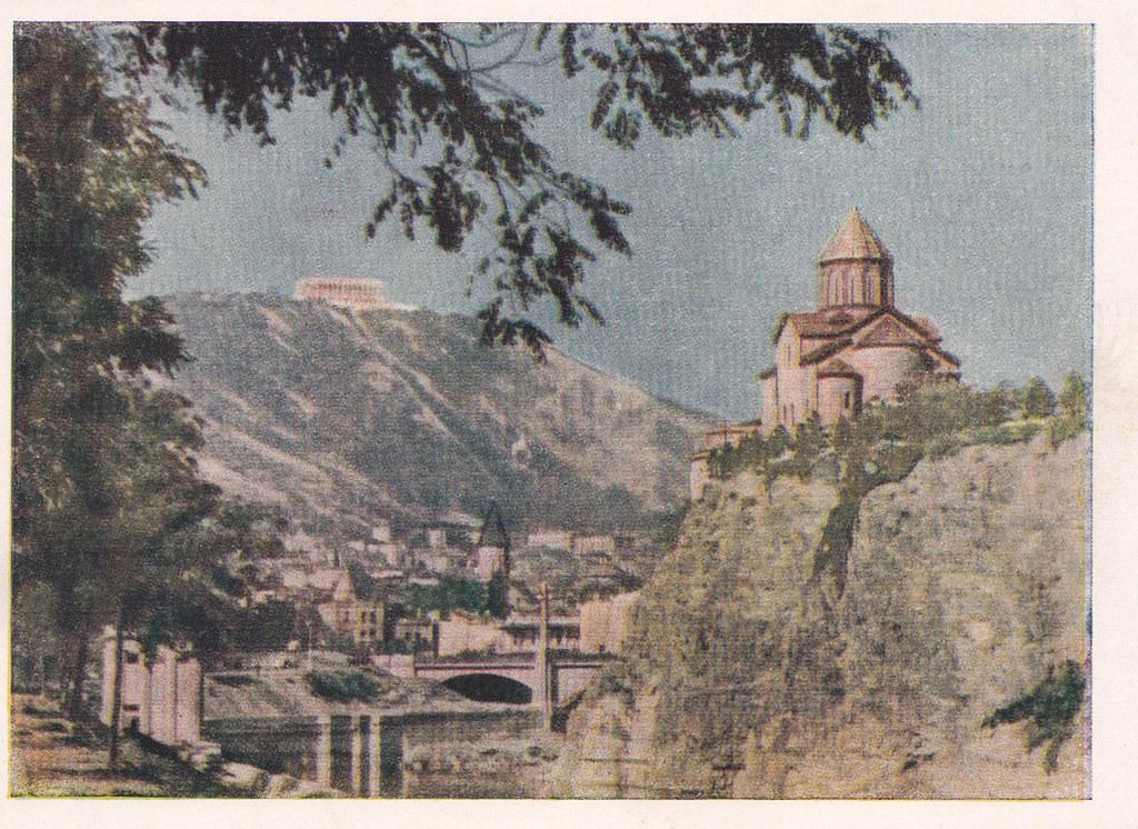Тбилиси.