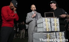 Phil Mickelson Gets 9 Million Dollars in One Game